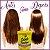 Cabelo Manteiga La Bella Liss Máscara de Hidratação Profunda 950g - Imagem 3
