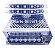 04 Fitas Led 5050 Ultravioleta (04 rolos 5m) + Fonte 12v 20A - Imagem 1