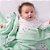 Kit Soninho Baby Ursinho Com 2 Peças Verde Papi  - Imagem 3