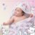Toalha De Banho Bebê Com Capuz Bordado Unicórnio Papi - Imagem 4