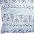 Travesseiro Bebê Estampa Oca Azul 40 x 28cm Papi - Imagem 3
