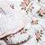 Toalha De Banho Bebê Soft Com Capuz Rosas Papi - Imagem 3