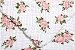 Toalha De Banho Bebê Soft Com Capuz Rosas Papi - Imagem 2