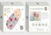 Cueiro Para Bebê Recém Nascido Poá Rosa Zip - Imagem 3