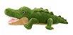 Pelúcia Crocodilo Verde 38 cm - Imagem 1