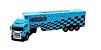 Caminhão Com Controle Remoto Truck Azul Unik - Imagem 1