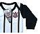 Conjunto Bebê Corinthians Body e Calça Oficial - Imagem 2