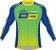 camisa ciclismo nordico vamos também ref p9000 - Imagem 1