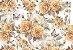 Opapel - Flores Rosas Amarelas (OPL2392) - Imagem 1