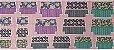 Tecido para Patchwork Kit Necessaire Fácil by Bia Feltz (0,62m x 1,50m) - Imagem 1