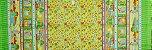 Tecido para Patchwork Cozinha Country Faixas (0,50m x 1,50m) - Imagem 1