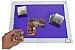 Quebra cabeça Sênior Foto personalizada Família 24 pçs MLQ24P2 1 jogo 4 atividades Mundo Lúdico - Imagem 3