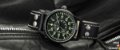 Relogio Masculino Automatico LACO 1925 BIELEFELD e pulseira de couro preto - Imagem 2