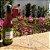Kombucha de Hibisco com Gengibre e o toque especial da pimenta rosa. (350ml) - CIA DOS FERMENTADOS. - Imagem 1