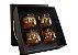Caixa com 4 meles 150g - Linha Aromas & Sabores - Imagem 1