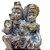 Família Shiva em Gesso 15cm - Imagem 2