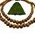 Japamala Tassel Verde - Imagem 2