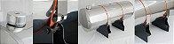 Tanque Adicional para Arla Inox 155 Litros Plataforma  - Imagem 8