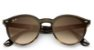 RAY BAN BLAZE TARTARUGA - LENTE MARRON DEGRADE - RB4380N  - Imagem 2