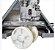 Paleteira Manual 100% Aço Inox - 2.5T - Rodado Duplo - NY | Empilhadeiras Catarinense - Imagem 3
