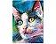 Retratos Animais – Gato – Quebra-cabeça – 500 peças nano - Imagem 2