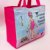 Bolsa To indo pra aula Natação rosa - Imagem 2
