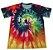 Camiseta Tie Dye Race Colorida Sublimada Sintética  - Imagem 2