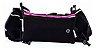 Cinto Pochete de Hidratação com um compartimento e suporte para duas garrafas de 250 ml inclusas - Imagem 5