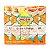 Torrada Orgânica Zero Glúten Quinoa E Linhaça Okoshi Contendo 3 Pacotes Com 24 Unidades Cada - Imagem 1