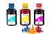 Kit 3 Tintas para Epson EcoTank L396 250ml Inova Ink - Imagem 1