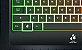 Teclado Gamer Ziva Gaming Rainbow LED Keyboard Trust - Imagem 3