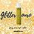 Spray Glitter Ouro Corpo e Cabelo Light Hair Professional  - Imagem 3