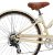 Bicicleta retrô Nirve - Starliner Vintage Cream  - Imagem 4