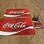 Jogo americano e porta copo Coca-Cola - Imagem 2
