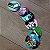 Porta copo - Heroes signs DC colorido - Imagem 2