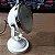 Luminária de mesa car front light branco - Imagem 2