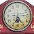 Relógio de parede Cafe de la tour vermelho - Imagem 4
