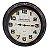 Relógio de parede Terracota - Imagem 1