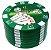 Triturador Metal Ficha de Poker - Imagem 1