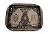 Bandeja de Metal Dólar 18x14cm - Imagem 1
