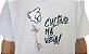 Camiseta Grow Power Cultivo na Veia Branca - Imagem 3