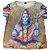 Baby look Indiana - Shiva _7 chakras - Imagem 1