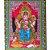 Painel Indiano em Tecido - Lord Ganesha - Deus da Prosperidade - Imagem 3