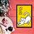 Quadro Decorativo - Lar é onde meu gato está - Imagem 5
