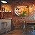 Quadro Decorativo - Pizza Mussarela - Imagem 1