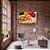 Quadro Decorativo - Pizza Pepperoni - Imagem 1