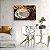 Quadro Decorativo - Café, Grãos e Bússula - Imagem 1