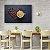 Quadro Decorativo - Coração de Café - Imagem 1