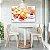 Quadro Decorativo - Café da Manhã com Morango - Imagem 1