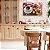 Quadro Decorativo - Café e Macarons - Imagem 1